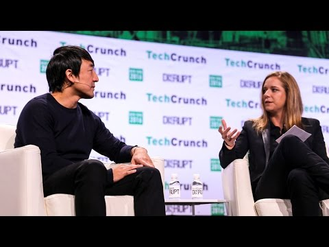 Giphy's Alex Chung Says Words Are Optional