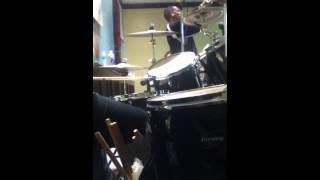 """The Anthem"" Planetshakers/William Murphy Drum Cover"