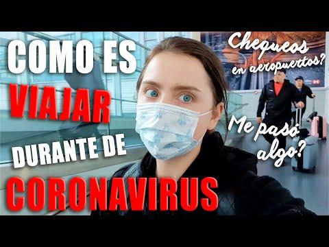 Así Es VIAJAR Durante De CORONAVIRUS (mi Regreso A Mexico) ★ Ale Ivanova