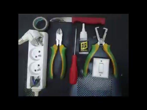 Reparation multiprise rallonge electrique youtube - Fabriquer rallonge electrique ...