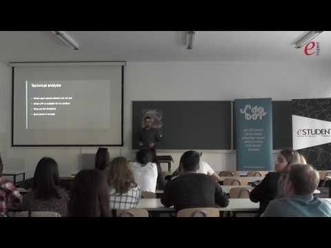 App Start Contest 2017 -  2.Radionica