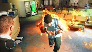 GTA 4: Funny Moments & Kills - Compilation Vol.10 (Xbox One)