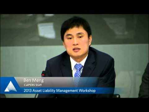 CalPERS 2013 Asset Liability Management Workshop - May 13, 2013