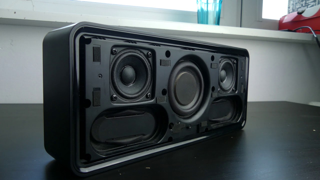 Doss Soundbox XL - Bass Test
