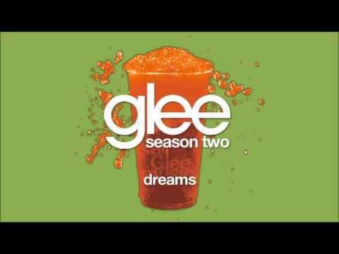 glee cast dreams