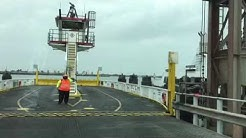 Ferry Ride Port Aransas to Aransas Pass Tx