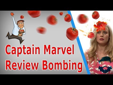 Captain Marvel Reviews TANK! Trolls BLAMED! (Obviously) Mp3