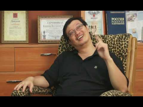 Interview with Kelvin Lim after intensive individual training at the Institute