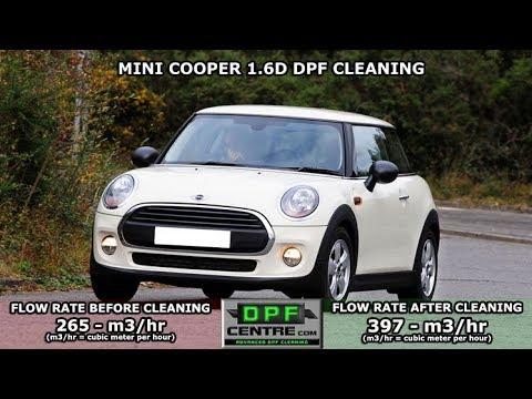 Mini Copper 16d Dpf Cleaning Quantum Dpf Cleaning Centre