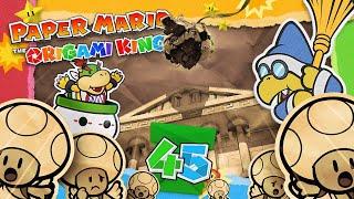 Kameks DRAMATISCHE Geschichte 📃 PAPER MARIO: THE ORIGAMI KING #45