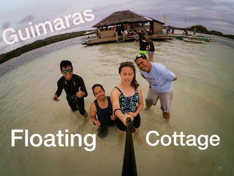 Guimaras Floating Cottage (Xiaomi Yi)