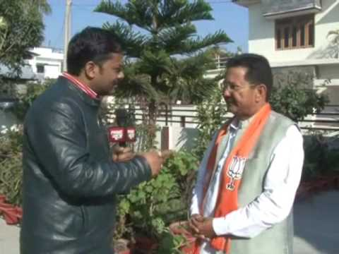 Exclusive Interview Bhimtal BJP Candidate Govind Singh Bisht