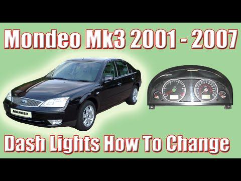 Ford Mondeo Mk4 Radio Wiring Diagram Hei Distributor Rev Limiter Mk3 1999 2007 Removal Installation Guide Part 15 46