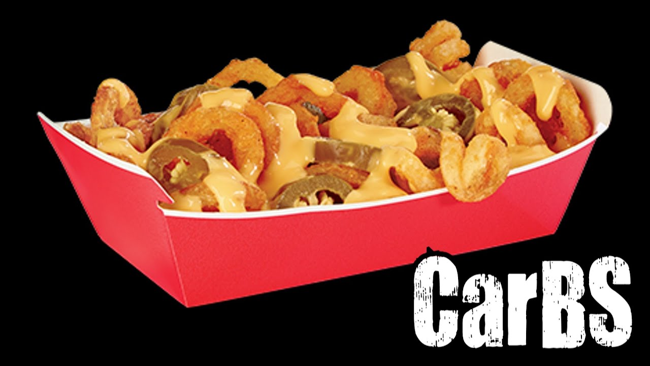 CarBS - Jack In The Box Spicy Nacho Curly Fries - YouTube