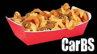 CarBS - Jack In The Box Spicy Nacho Curly Fries