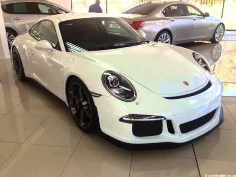 2015 Porsche 911 Gt3 Auto For Sale On Auto Trader South Africa