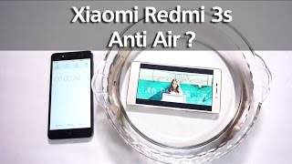 Xiaomi Redmi 3S Anti Air? - Water Resistance Test  (Indonesia with English Subtitle)