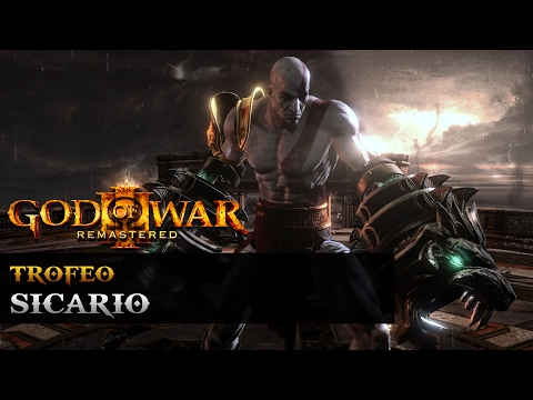 God of War III Remasterizado | Walktrough Español | Guia de Trofeo | Sicario