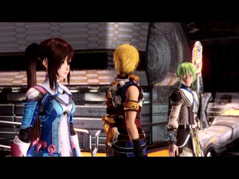 Star Ocean: The Last Hope International PS3 All Cutscenes HD #1