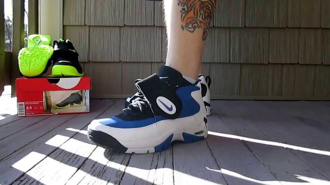 cc60f2f9de On Foot Review Nike Air Mission - YouTube