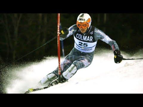 Bode Miller Wins Slalom (Madonna 2001)
