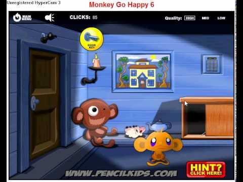 Gioco della scimmia gratis
