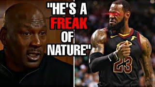 What NBA Legends And Players Think of LeBron James