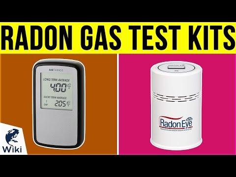 10 Best Radon Gas Test Kits 2019