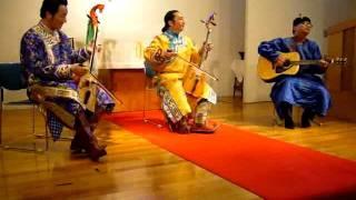 馬頭琴&ギター