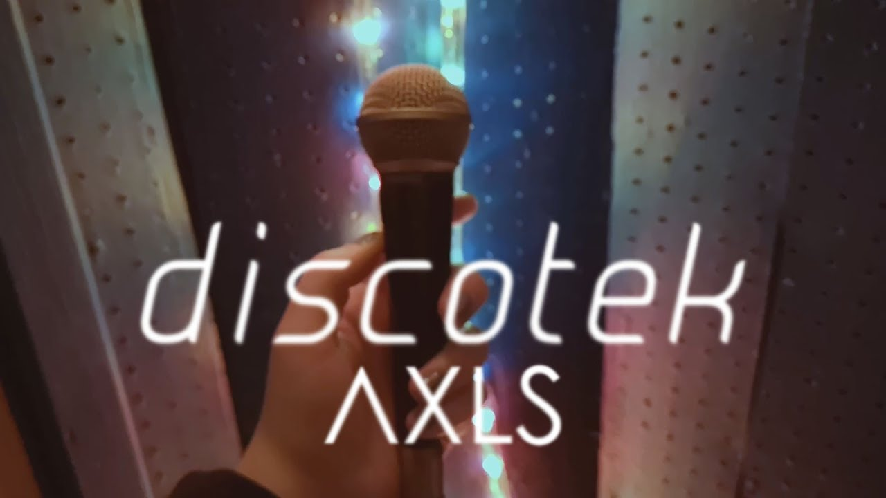 AXLS Drop New Single 'Discotek' - Let's Dance With Them!