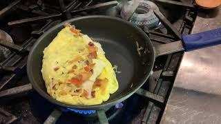 Tomato Bacon Cheese Omelette, EP 21