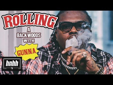 How to Roll a Backwoods with Gunna (HNHH)