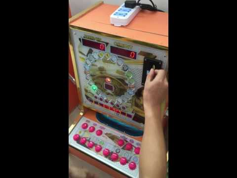 Coin Operated Slot Game Machine Casino Gambling Game Machine Africa Mini Slot Casino Gambling