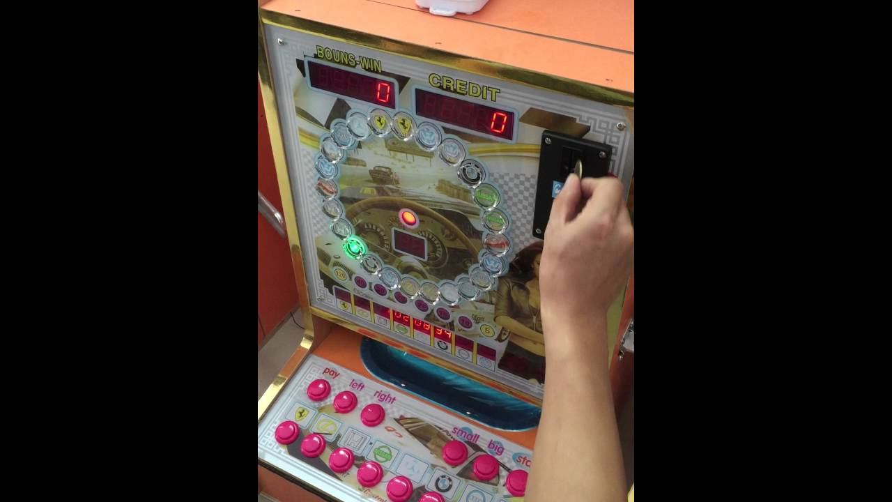 Coin operated gambling machine online gambling market size 2010