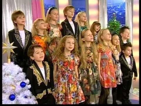 """Для чего - Детский хор Великан - Программа """"Шишкин Лес"""""""