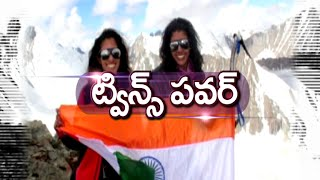 Tashi and Nungshi Malik are the First Twins to Climb Mount Everest