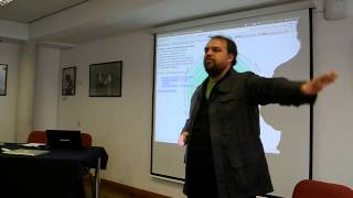 Vinay Gupta - Association of Professional Futurists Conference, Oxford