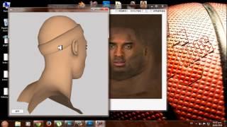 Tutorial Cyberface NBA2K14 [ESPAÑOL]
