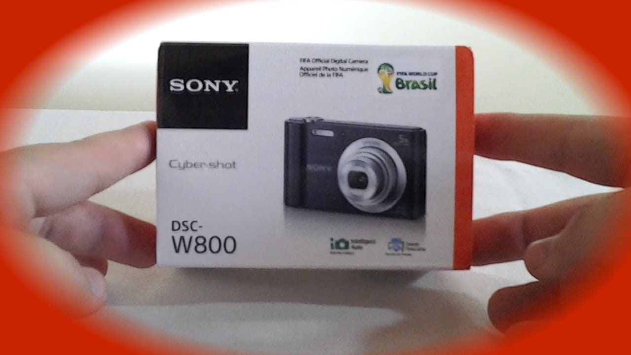 Sony cyber shot w800 tutorial video youtube.