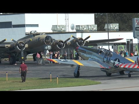 Wings of Freedom Tour Arrives at Dutchess County Airport