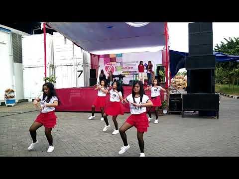 Dance Mix (tradisional, Salsa, Modern Dance, Zumba) PT NRZ PRIMA GASKET