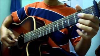 Bức tranh từ nước mắt  - guitar solo