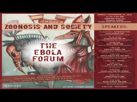 The Cosmology of Care: Ebola in Northern Sierra Leone - Catherine E. Bolten, PhD