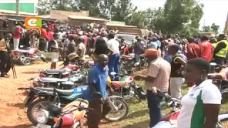 Mwanaume amuua mpenziwe na kisha kujiua
