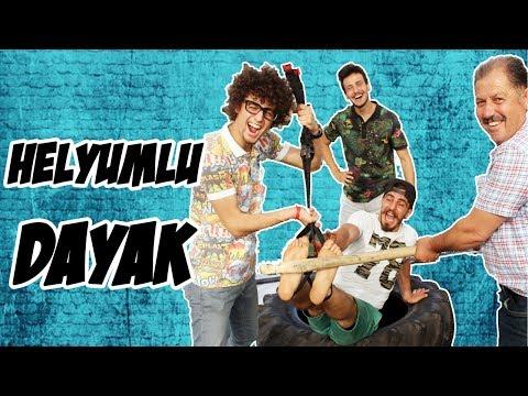 MARULKAFA ile RİSKLİ GÜLMEME CHALLENGE (DAYAK YEDİK)!!!