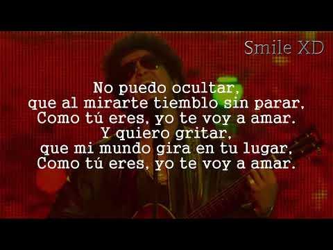 Bruno Mars CANTA EN ESPAÑOL- Just The Way You Are (video lyrics )
