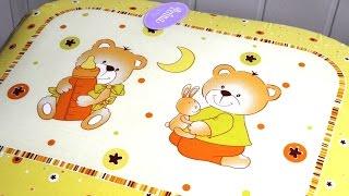 Комплект постельного белья  для новорожденных Perina Мишка на подушке бежевый(Серия постелей для новорожденных Ника, от торговой марки Perina, это красивые, насыщенные теплом и добротой,..., 2016-01-10T11:46:35.000Z)