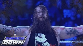 Bray Wyatt uses the power from the souls of The Undertaker & Kane: SmackDown, Nov. 5, 2015