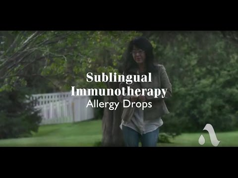 How To Take Your Allergy Drops or Sublingual Immunotherapy