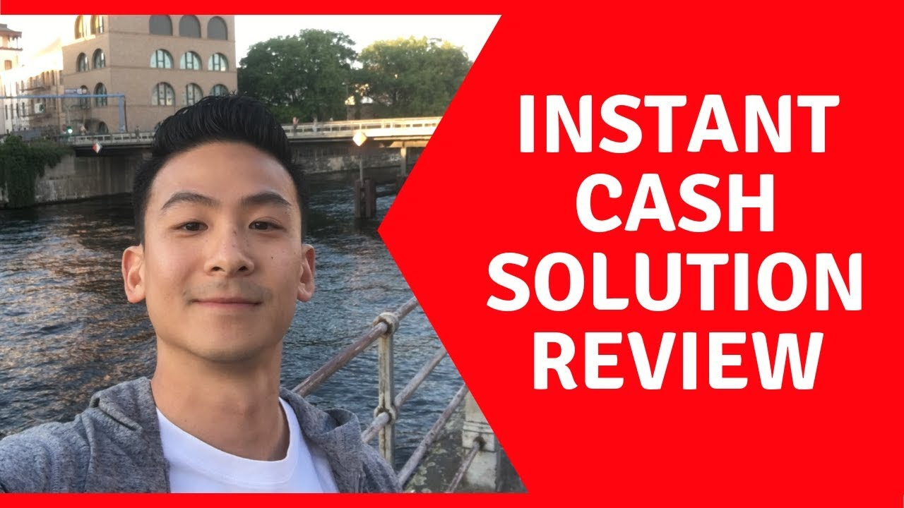 Instant Cash Solution Review - The Real Deal OR A Waste Of Time??
